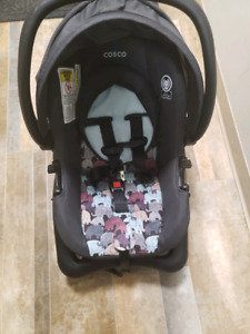 Car seat of baby