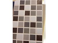 Porcelanosa Muti colour Acero wall tiles
