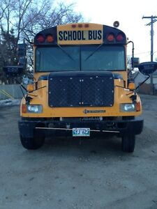 1998 School Bus and 1995 School Bus for Sale