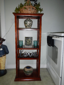 Bombay Co. display stand