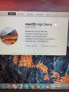 MacBook Air 11' 2011