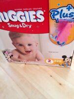 Huggies Snug N Dry (size 2)