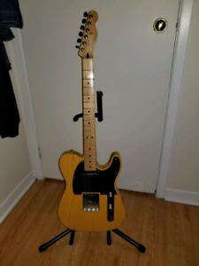 Fender FSR Deluxe Telecaster - Butterscotch Blonde