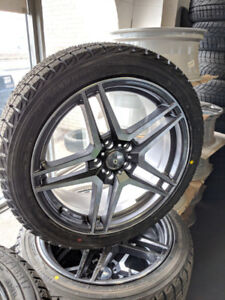 P225/45R18 Winter Package with alloy - MERCEDES