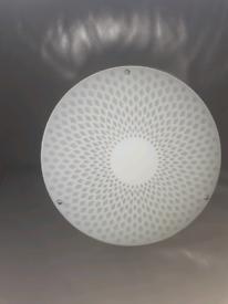 Light shade glass