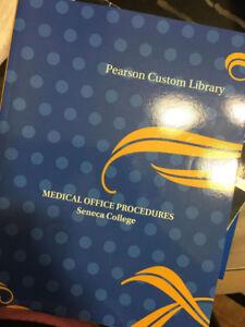 Medical Office Procedures (MES program)