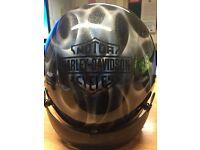 Helmet open face Harley Davidson