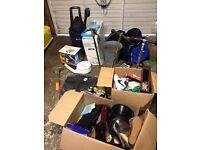 Massive job lot of car boot sale items