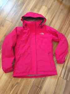 Manteau de ski North Face x-small fille