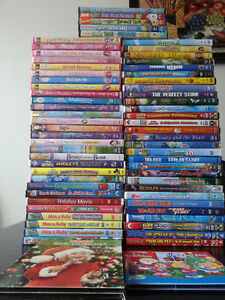 63 kids DVD for sale / selling as a lot