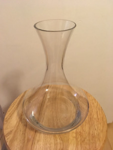 REDUCED PRICE - Wine Decanter - Like new! $5 OBO