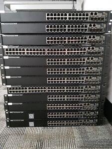 Dell PowerConnect 7024P / 7048 Network Switches
