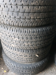 265/70R18 Michelin LTX at2