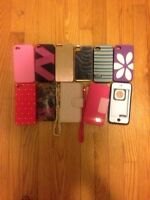 IPHONE 4 and IPHONE 5 cases for cheap