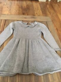 Girls M&S dress 3-4