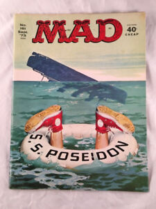 Mad Magazines 1960's- 1970's- 1980's for Sale.