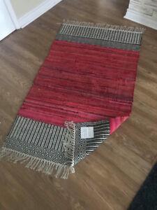 2 tapis décoratifs NOUVEAUX