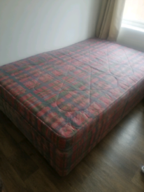 3/4 double bed