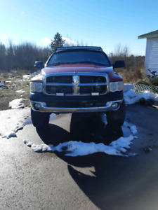 Looking for a tranny 04 2500 diesel or TRADE AS IS