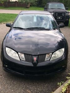 Black 2004 Sunfire For Sale - REDUCED