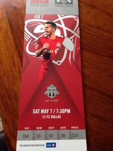 Toronto FC season opener tickets for sales