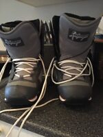Forum snowboard boots 10 men's