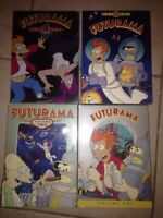 Futurama Season 1-6 and Movies 1, 3 & 4  $45 FOR ALL