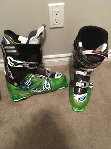 Never used ski boots