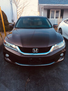 2013 Honda Accord Coupe EX-L V6