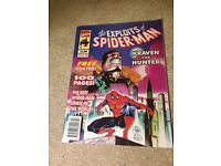 The Exploits of Spider-Man issue 17