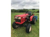 Yanmar compact tractor 3 cylinder diesel