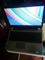 dell intell core 15 inch laptop