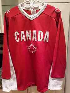 """CANADA"" by Roots - Hockey Jersey- *PICK UP ONLY *"