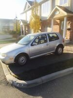 2000 Volkswagen Golf tdi *diesel* certified and e etested