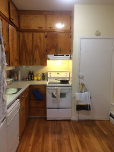 MAY 1 — COZY TWO BEDROOM IN CENTRAL HALIFAX FOR SUBLET
