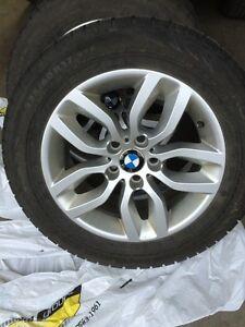 PNEU JANTE BMW