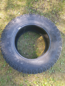Used truck tires (4)