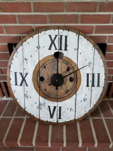 Spool Clocks Kijiji In Ontario Buy Sell Save With Canadas