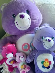 Care Bears ~ Share, Harmony,Best Friend,Shine Bright ~ 4 for $15