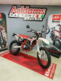 2022 Beta RR 125 4T LC White Enduro Bike *Finance & UK Delivery Available*