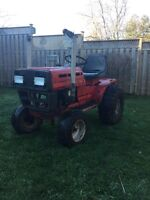 Racing/Mudding tractor for trade