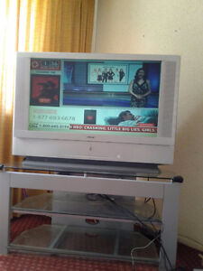 """Sony TV 41"""" with TV stand"""