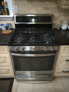 General Electric Gas Stove