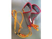 Pair grivel ice axe wrist leashes