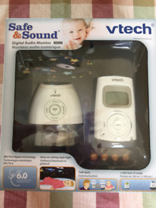 Baby Monitor - Vtech Safe and Sound Audio Monitor