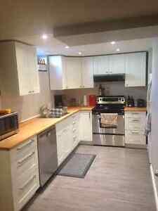 Beautiful, Bright basement suite in Sherwood Park!