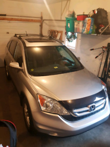 2010 CRV EXL w 3yr Warranty and winter tires
