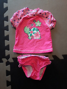 Size 6 Month Bathing Suit