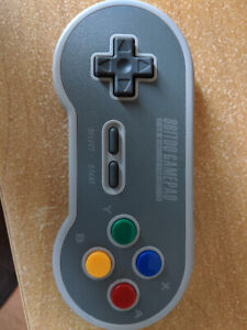 8BitDo SF30 w/ USB cable for PC