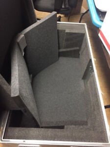 Band or DJ Road Case - Used only ONCE